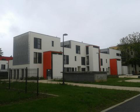 profilés LEWIS® - Eco quartier à Dijon