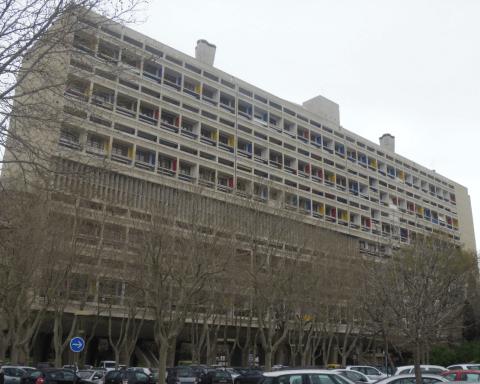 profilés LEWIS® - Reconstruction partielle de l'immobilier à l'Unité d'Habitation « le Corbusier » à Marseille