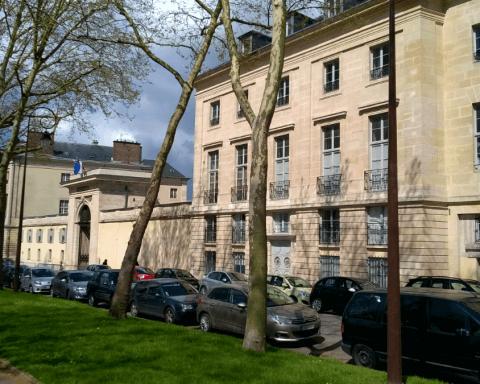 profilés LEWIS® - Rénovation des logements de fonction du Lycée Hoche - Versailles 78