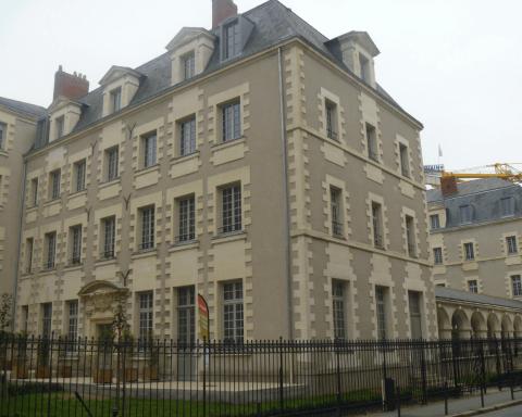 profilés LEWIS® - Réhabilitation de La Visitation Les Jardins d'Arcadie - Nantes