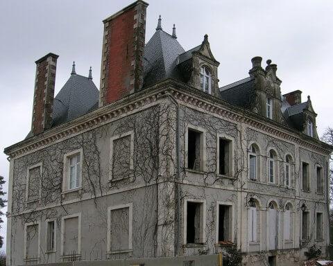 profilés LEWIS® - Réhabilitation d'un château à Dampierre