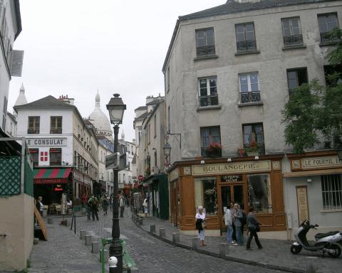 profilés LEWIS® - Paris - 18ème