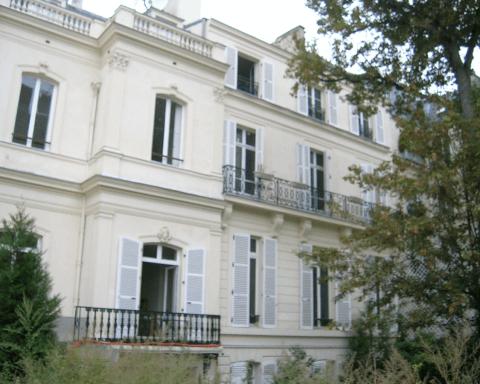 profilés LEWIS® - Ambassade de Tunisie à Paris