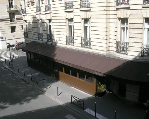 profilés LEWIS® - Extension d'un restaurant parisien - 16eme arrondissement