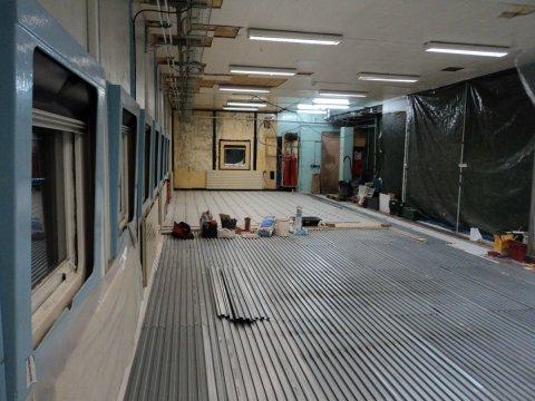 LEWIS station Dumont d'Urville