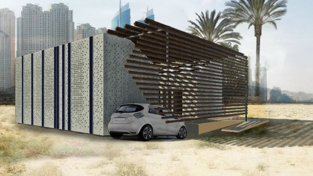 Projet BAITYKOOL - Dubai 2018